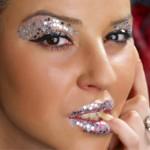 Новогодний макияж - фото 30