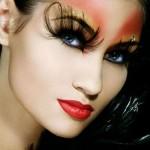 Новогодний макияж - фото 33