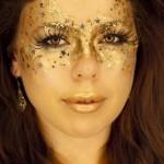 Новогодний макияж - фото 9