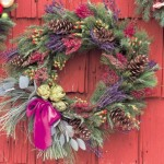 Рождественские венки - фото 10