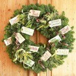 Рождественские венки - фото 11