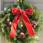 Рождественские венки - фото 15