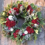 Рождественские венки - фото 18
