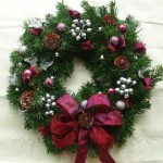 Рождественские венки - фото 3
