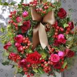Рождественские венки - фото 20