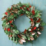 Рождественские венки - фото 22