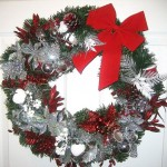 Рождественские венки - фото 26