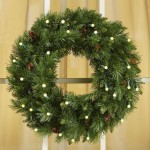 Рождественские венки - фото 29