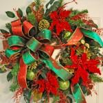 Рождественские венки - фото 32