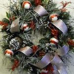 Рождественские венки - фото 37