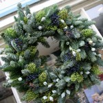 Рождественские венки - фото 38