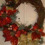 Рождественские венки - фото 40