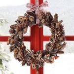 Рождественские венки - фото 6