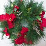 Рождественские венки - фото 9