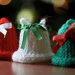 Вязаные новогодние игрушки - фото 13