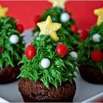 Новогоднее украшение блюд - фото 14