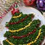 Новогоднее украшение блюд - фото 15