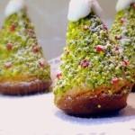 Новогоднее украшение блюд - фото 19