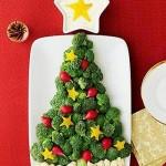 Новогоднее украшение блюд - фото 20