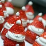 Новогоднее украшение блюд - фото 32
