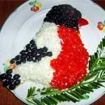 Новогоднее украшение блюд - фото 9