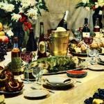 Новогодние блюда 2015