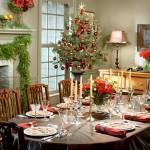 Сервировка новогоднего стола - фото 2