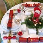 Сервировка новогоднего стола - фото 12