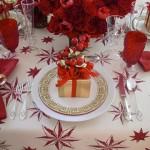 Сервировка новогоднего стола - фото 13