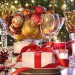 Сервировка новогоднего стола - фото 14
