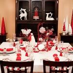 Сервировка новогоднего стола - фото 15