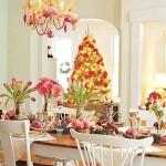 Сервировка новогоднего стола - фото 3