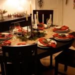 Сервировка новогоднего стола - фото 21