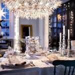 Сервировка новогоднего стола - фото 28