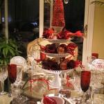 Сервировка новогоднего стола - фото 4