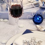 Сервировка новогоднего стола - фото 34