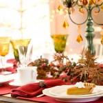 Сервировка новогоднего стола - фото 37