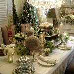 Сервировка новогоднего стола - фото 5