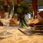 Сервировка новогоднего стола - фото 45