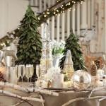 Сервировка новогоднего стола - фото 6