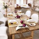 Сервировка новогоднего стола - фото 7