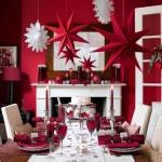 Сервировка новогоднего стола - фото 9