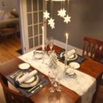 Сервировка новогоднего стола - фото 10