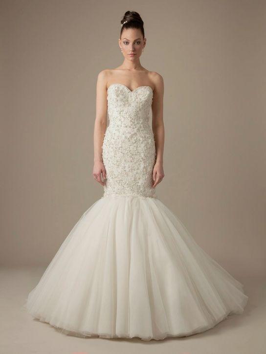 Свадебные платья 2014 - фото 10