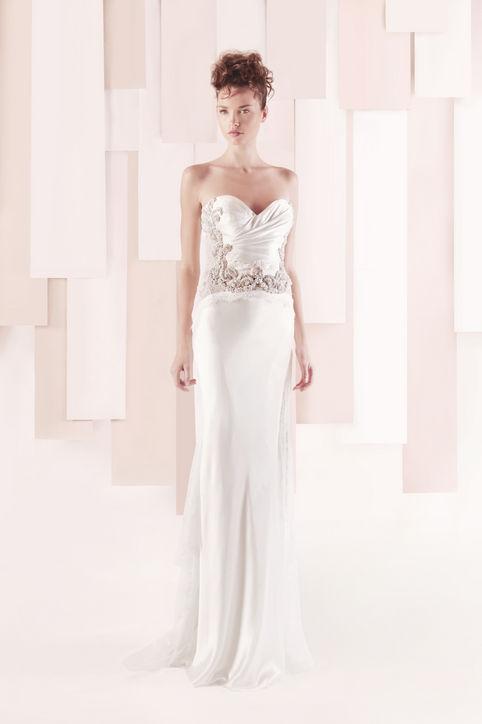 Свадебные платья 2014 - фото 11