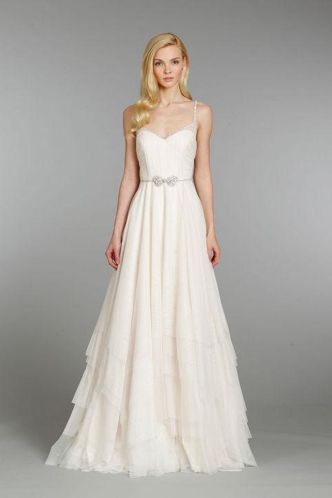 Свадебные платья 2014 - фото 12