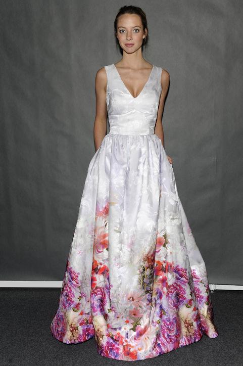 Свадебные платья 2014 - фото 13