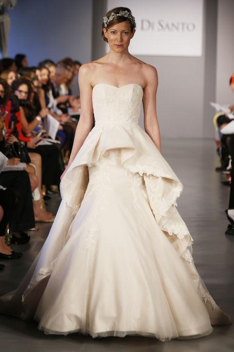 Свадебные платья 2014 - фото 14