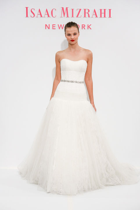 Свадебные платья 2014 - фото 15
