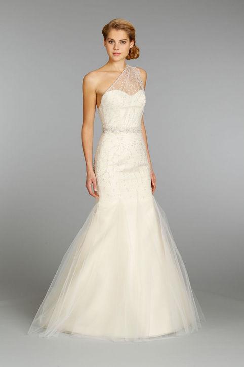 Свадебные платья 2014 - фото 16